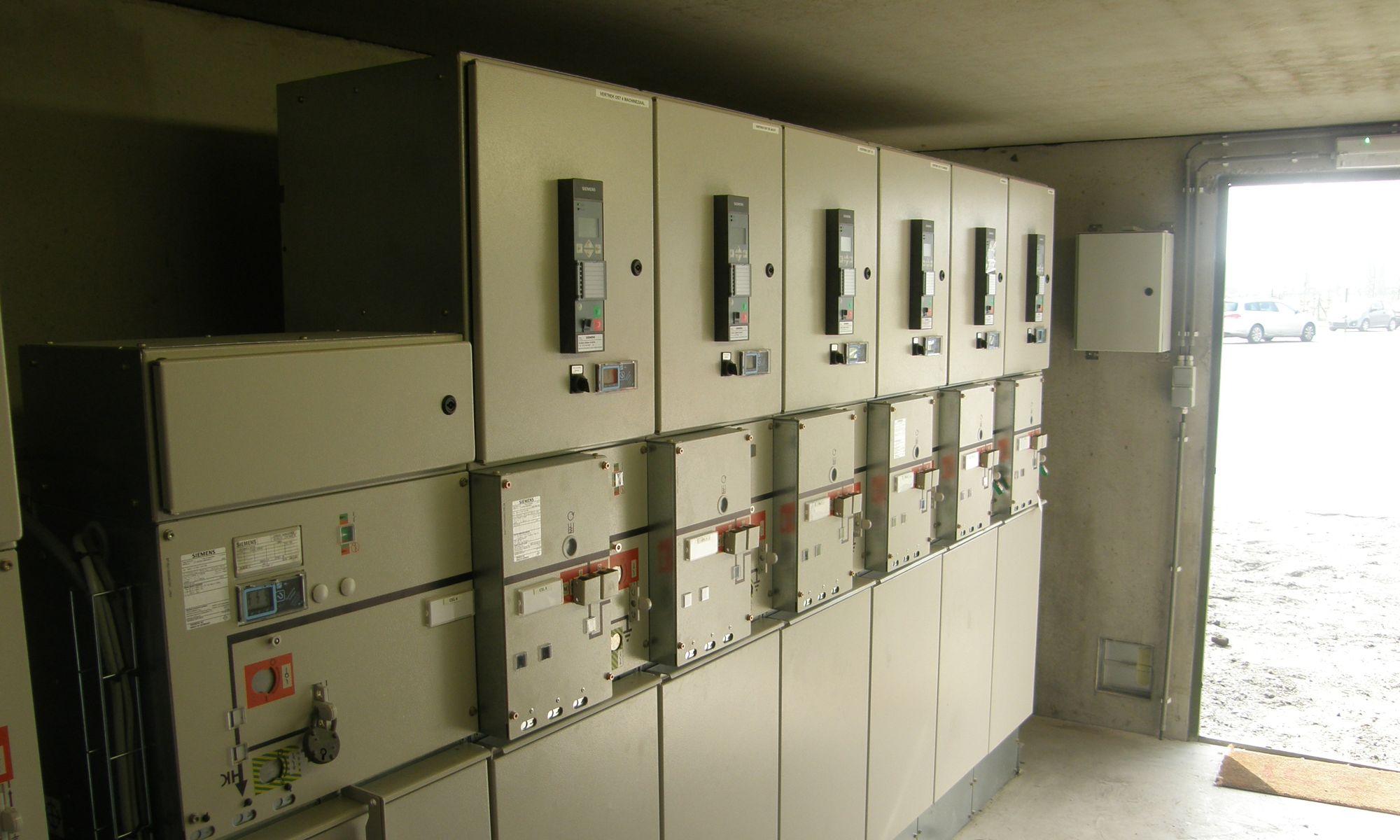 IEA Francoys Vanoverschelde Industriële elektriciteit